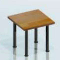 Table A - Table A 70 x 70 x 70 cm